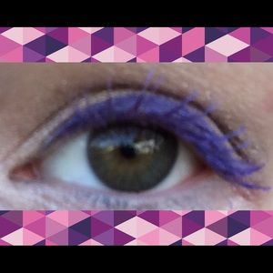 BUTTER OF London Indigo Punk Purple Mascara